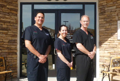 Ob/gyn's in Bakersfield, Dr. Helliwell, Dr. Siniva Kaneen, Dr. August D. Accetta