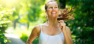 jogging-woman