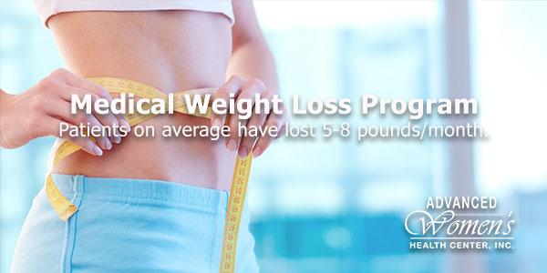 Medical Weight Loss Program - Advanced Woman's Health Center